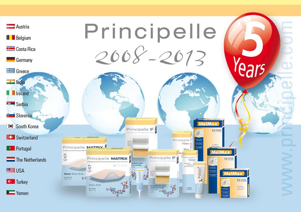 Principelle 5 years